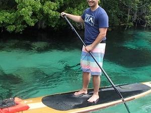 Weeki Wachee Springs Paddleboard Guided Tour