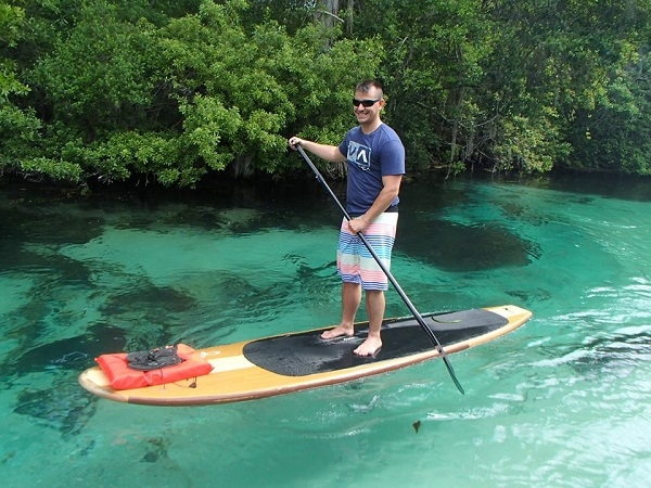 Weeki Wachee Springs Paddleboard Guided Tour Photos