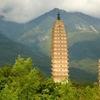 Pagodas In Dali - Yunnan