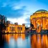 Palace Of Fine Arts Museum - San Francisco CA