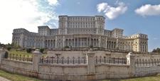 Palace Of The Parliament Panoirama - Bucharest
