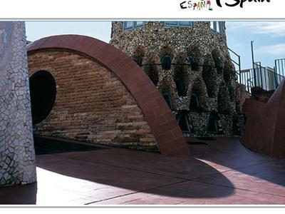 Palacio Guell Guell Palace