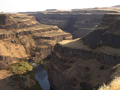 Palouse   Canyon   Washington   State