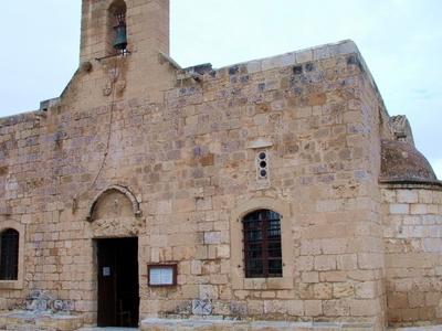 Panagia Angeloktisti Church