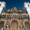 Panama Cathedral - Sal Felipe Old Quarter
