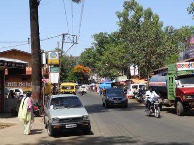 Panchgani Town