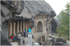 Pandavleni Caves