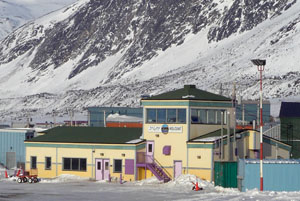 Pangnirtung Airport