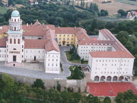 Pannonhalma Archabbey