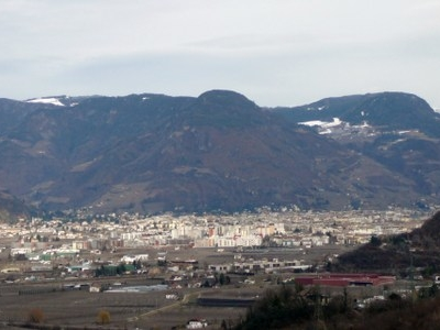 Panorama Of Bolzano