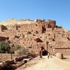 Panorama Of Ait Benhaddou Ksar