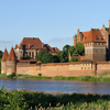 Panorama Of Malbork Castle