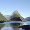 Panorama Of Milford Sound