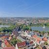 Panorama Image Of Stralsund