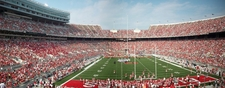 Panoramic View Of Ohio Stadium