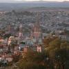 Panoramic View Of San Miguel De Allende