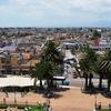Panoramic View Of Metepec