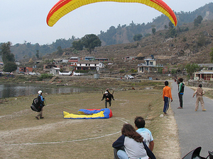 Paragliding in Nepal - Day Tour