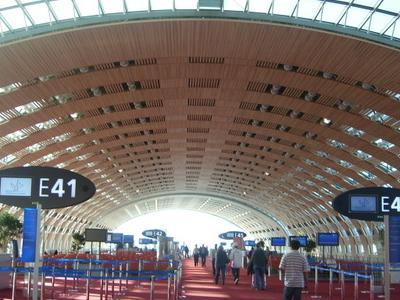 Terminal 2E Departure Lounge
