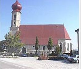 Saint Maximilian Church