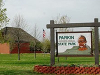 Parkin Archeological State Park