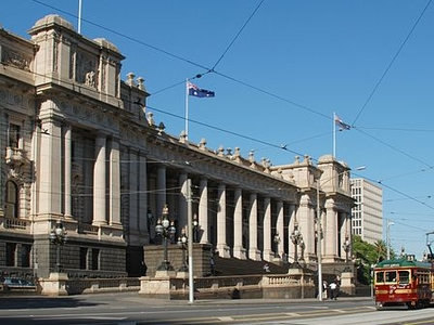 Parliament House, Melbourne