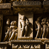 Parsvanatha Temple Sculptures