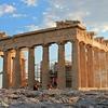 Parthenon - Athens Light