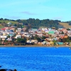 Partial View Of Ancud