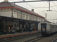 Pasar Senen Station