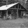 Pass Creek Snowshoe Cabin - Glacier - USA