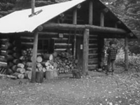 Pass Creek Snowshoe Cabin