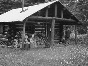 Pass Creek Snowshoe Cabin