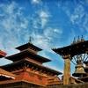 Patan Durbar Square Skyline