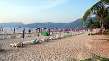 Patong Beach On Phuket