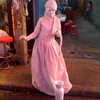 Pattaya Mime On Walking Street