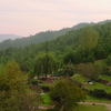 Bhurban Mountain Landscape Setting.