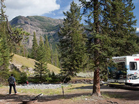 Pebble Creek Campground
