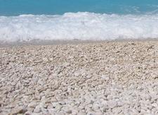 Pebbles Myrtos