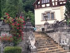 Peles Castle - Sinaia - Stairway