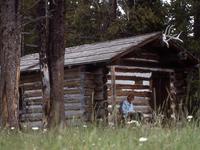 Pelican Creek Patrol Cabin