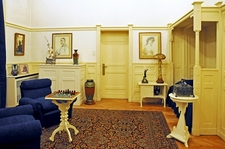 Pelişor Castle - Bedroom Of King Feerdinand