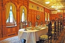 Pelişor Castle - Dining Hall
