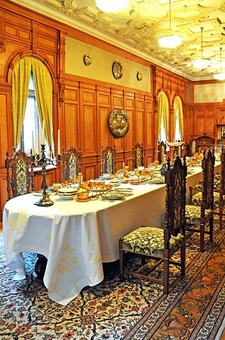 Pelişor Castle - Dining Room