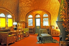 Pelişor Castle - Gold Room