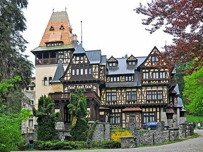 Pelişor Castle - Sinaia