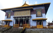 Pemayangtse Temple View - Sikkim