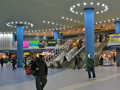 Penn Station Concourse