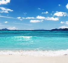 Perfect White Sand Beaches