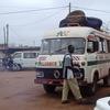 Petrol Station Near The Gare Routire In Bertoua